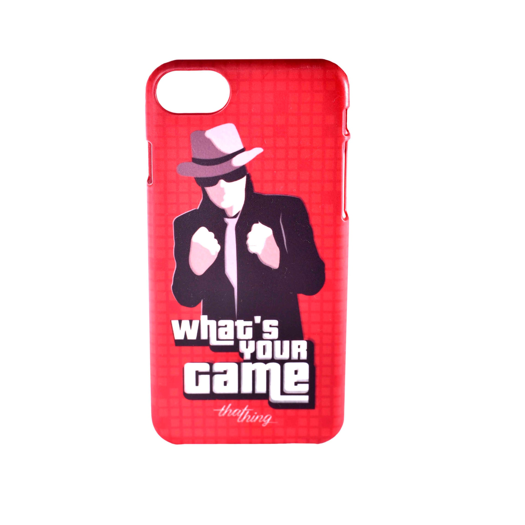 What's your Game Phone Cover