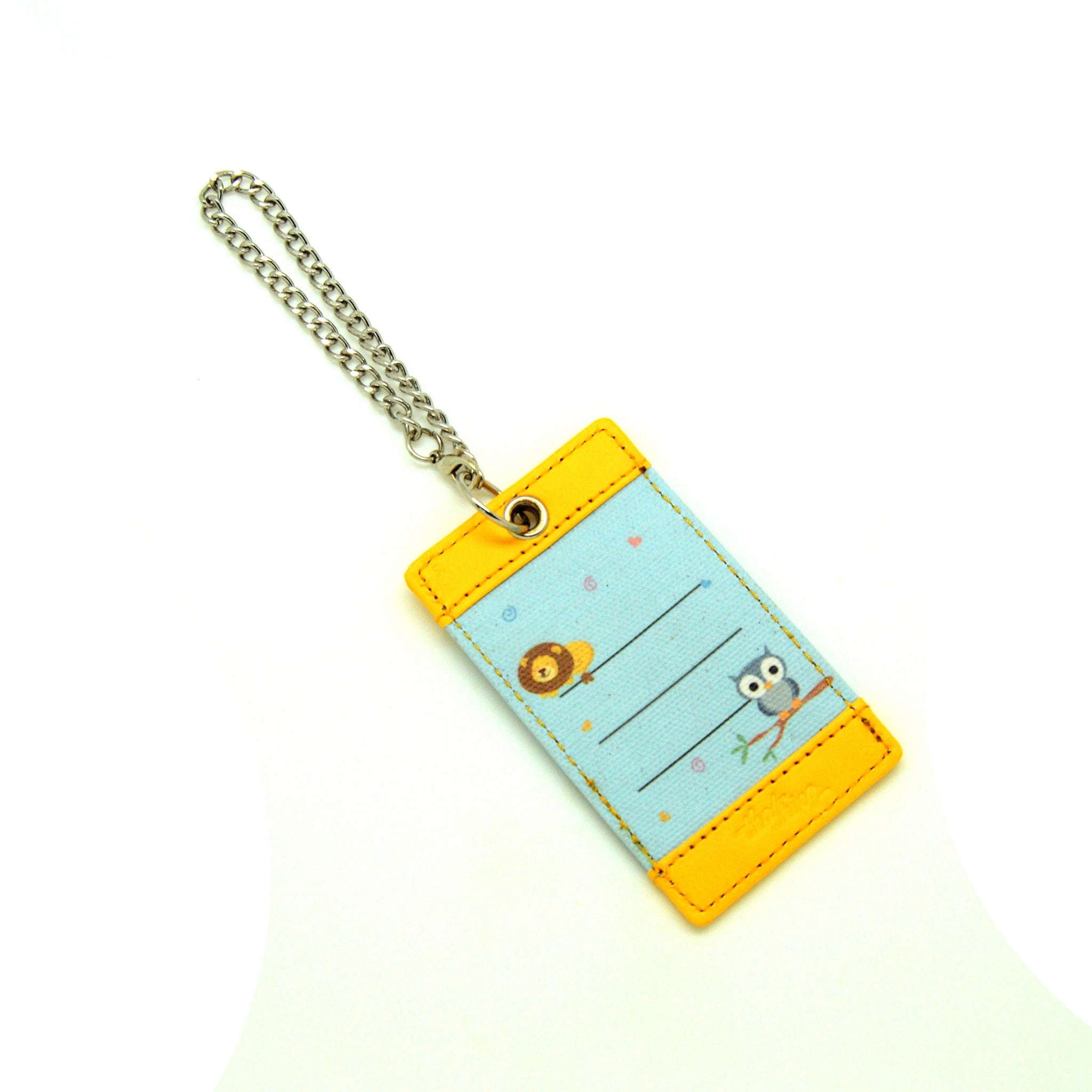Little Globetrotter Luggage Tag