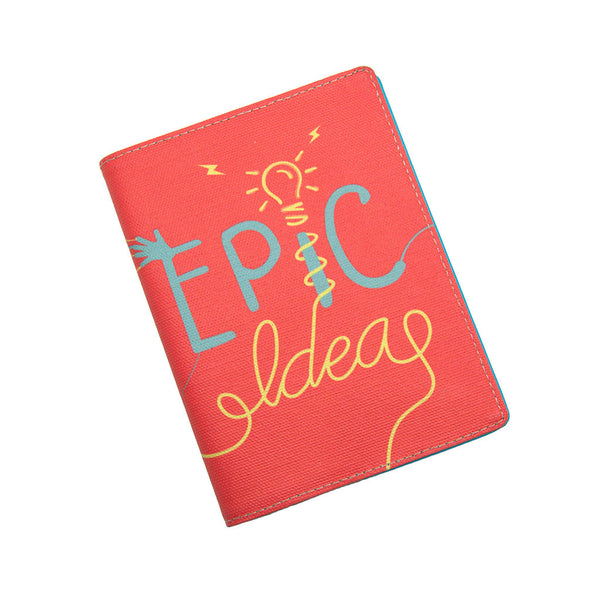Red Diary A6 Epic Ideas Thathing_Main
