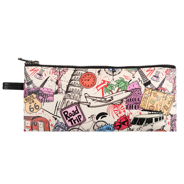Bucket List Doodle Multi-Purpose Medium Pouch