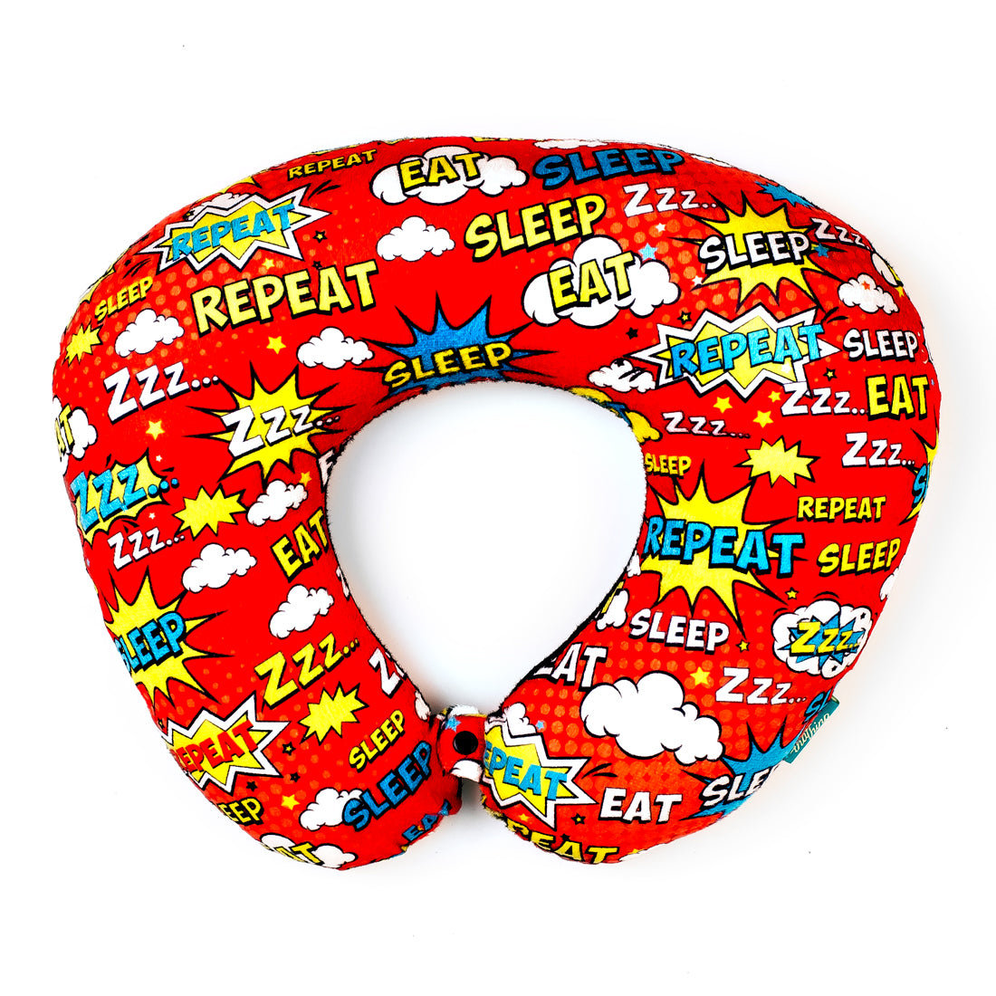 Eat Sleep Travel Pillow