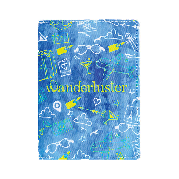 Wanderluster Passport Wallet