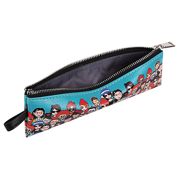 Many People Multi-Purpose Mini Pouch