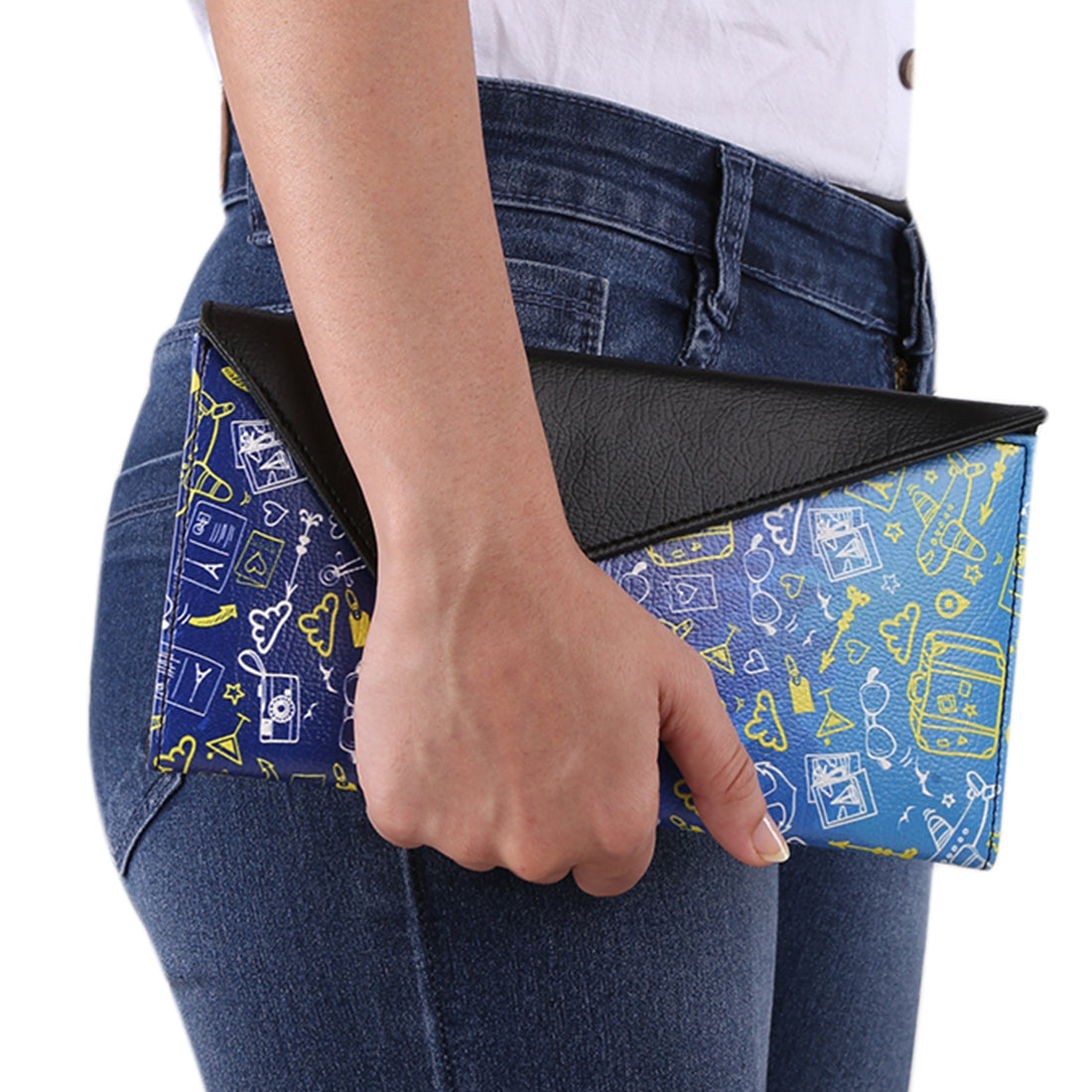 Wanderluster Big Passport Wallet