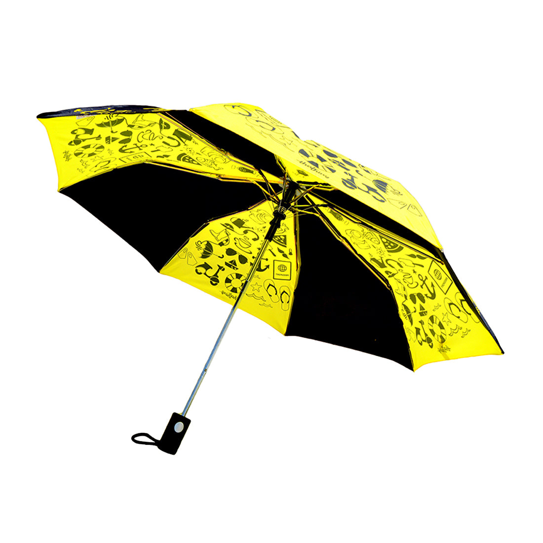 Monsoon Madness Umbrella