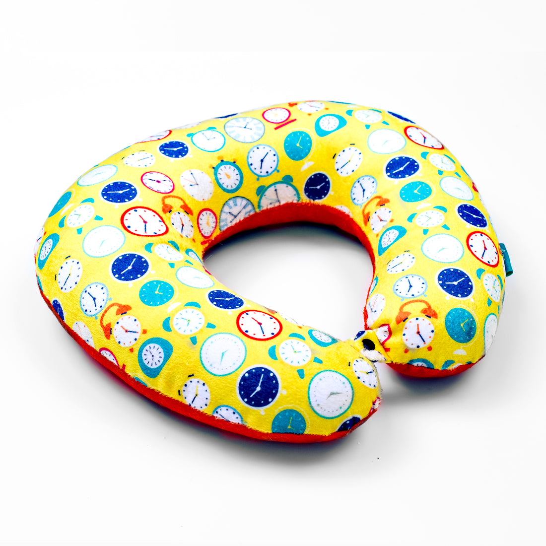 Just 5 More Minutes Travel Pillow