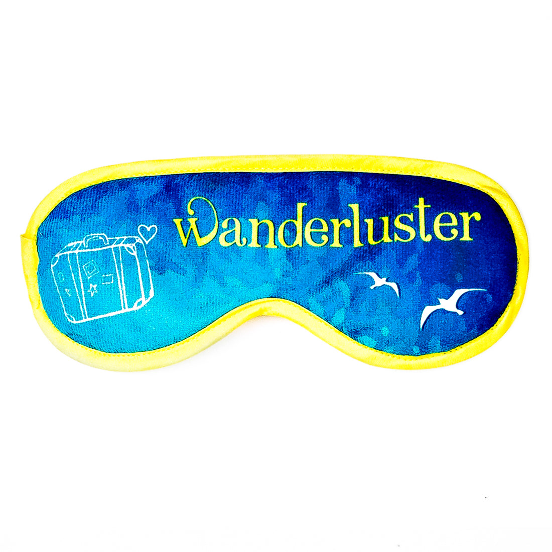 Wanderluster Eye Mask