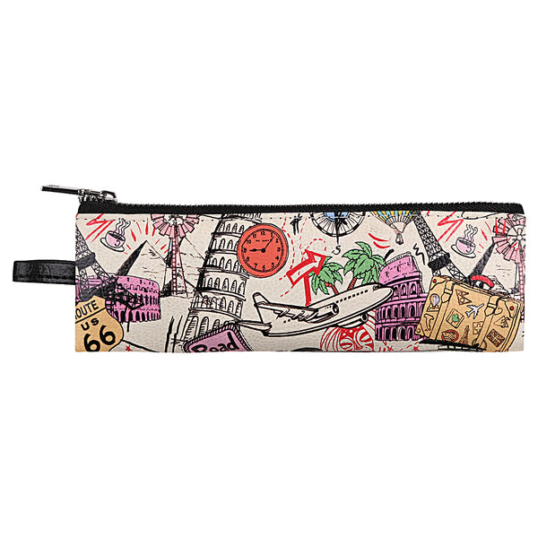 Bucket List Doodle Multi-Purpose Mini Pouch