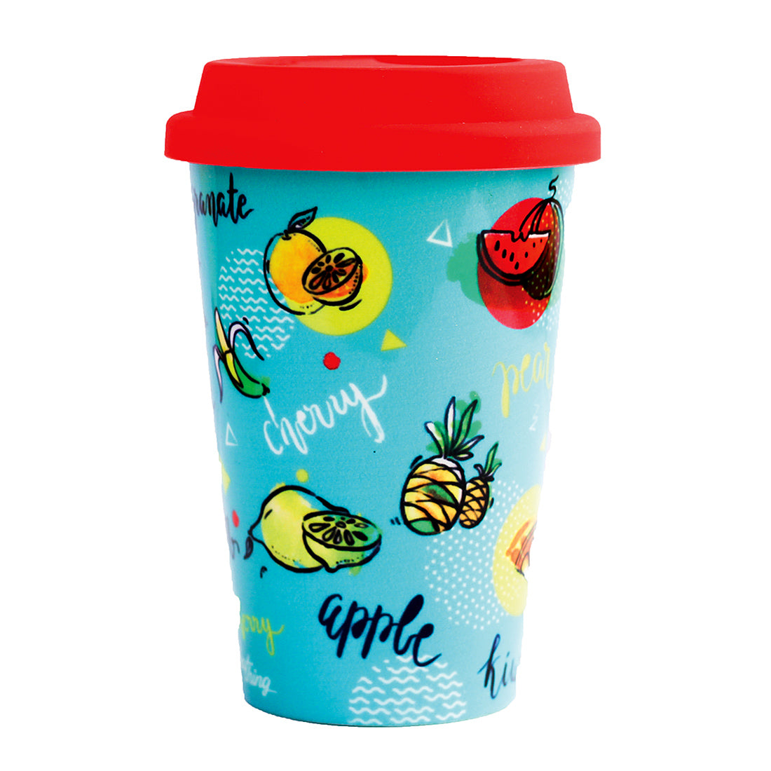 Fruit Blast Ceramic Tumbler