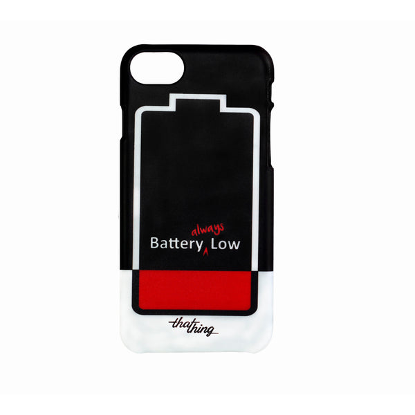 Battery Always Low Phone Cover
