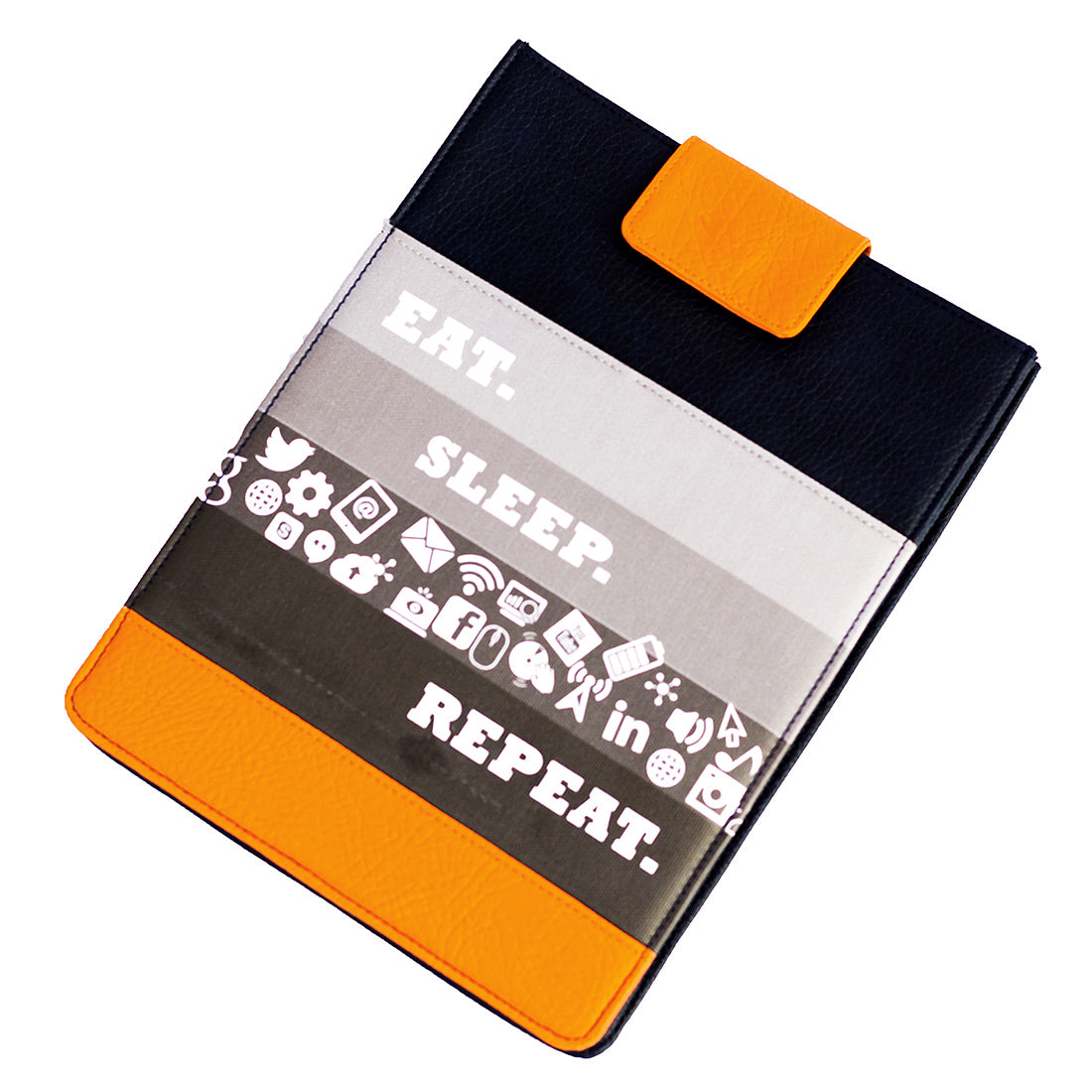 Eat Sleep Repeat Tablet Sleeve