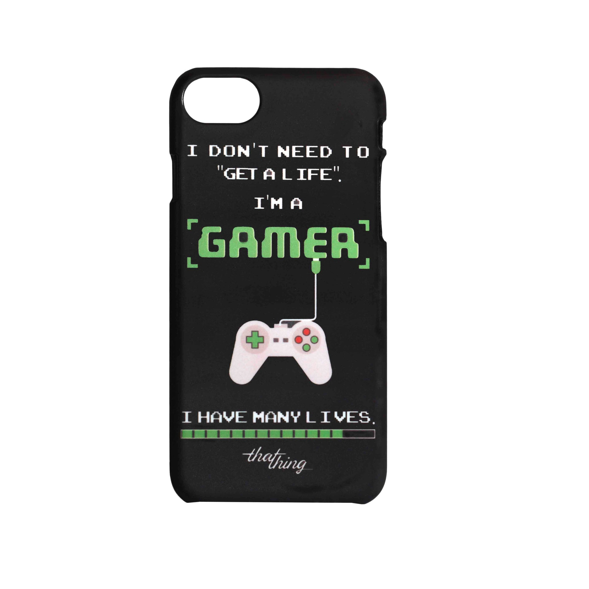 I'm a Gamer Phone Cover