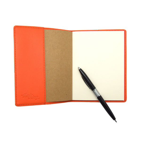 Orange Diary A6 Thathing_Inside