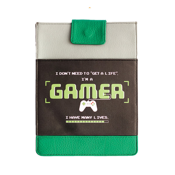 I'm a Gamer Tablet Sleeve
