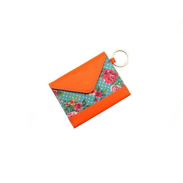 Card Holder Dots & Flowers Thathing_Main