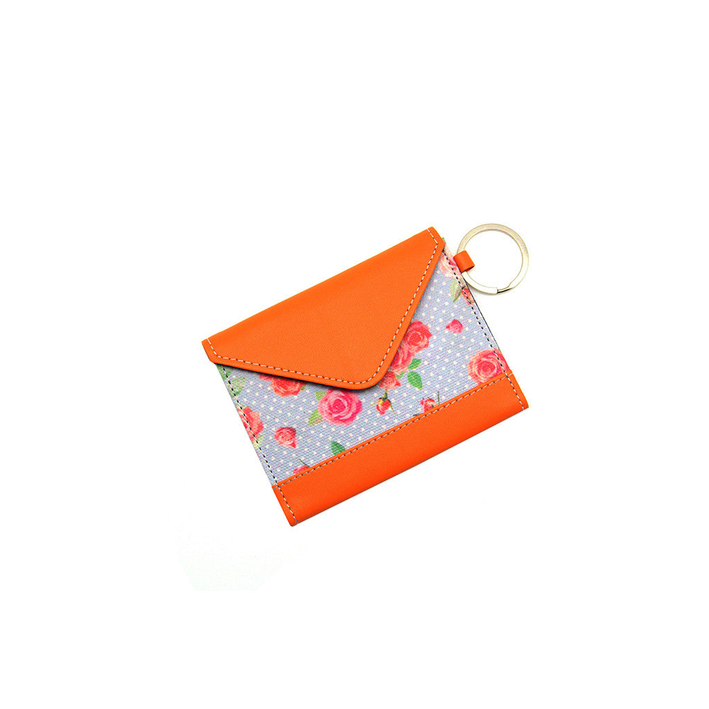 Card Holder Blue Floral Thathing_Main