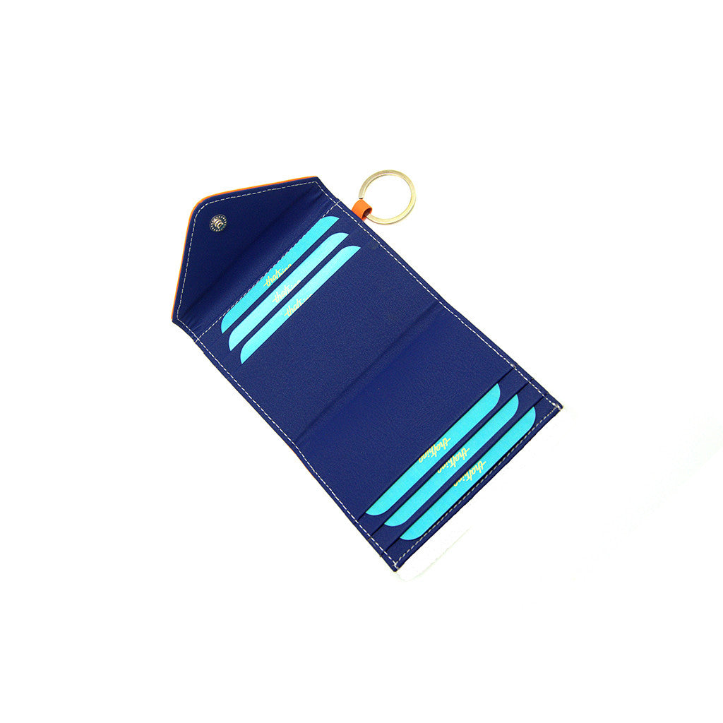 Card Holder Blue Thathing_Inside Open