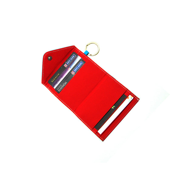 Card Holder Red Thathing_Inside
