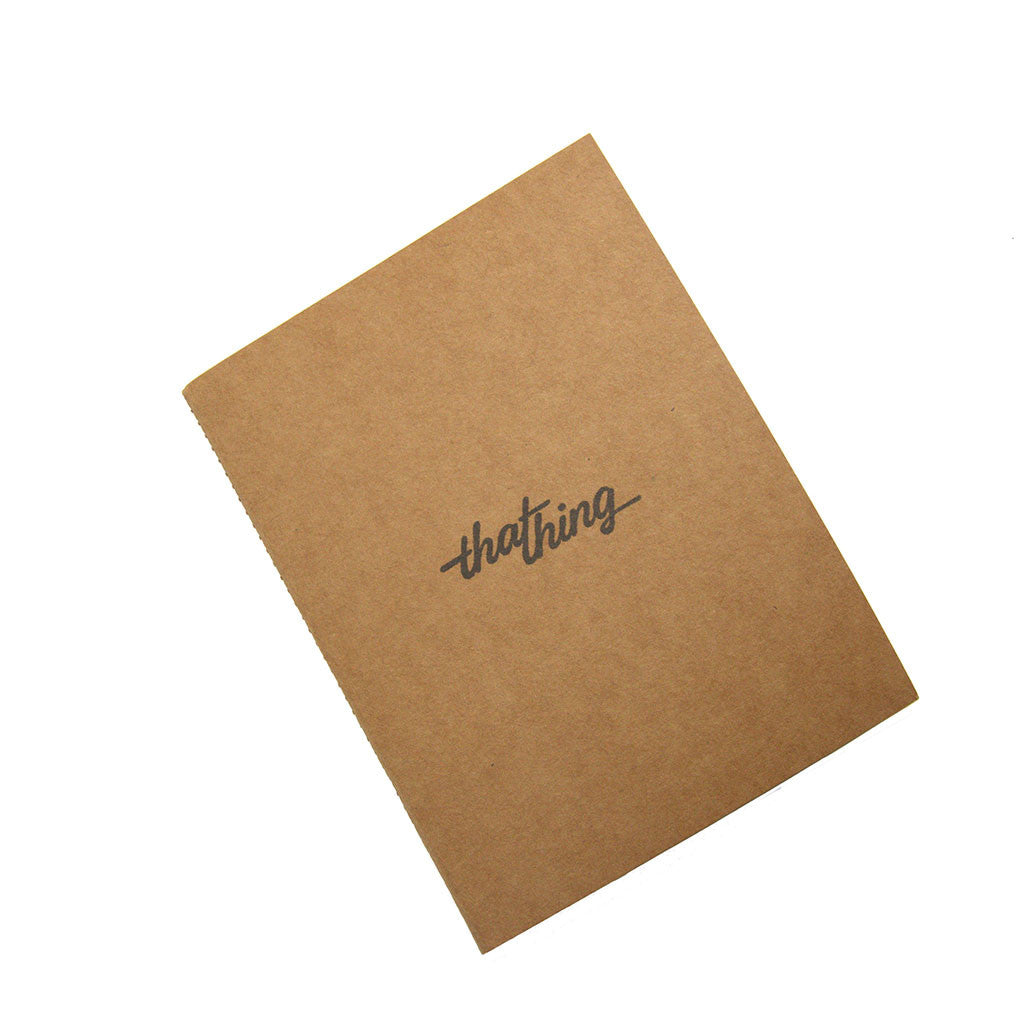Brown A6 Diary Thathing_Refill