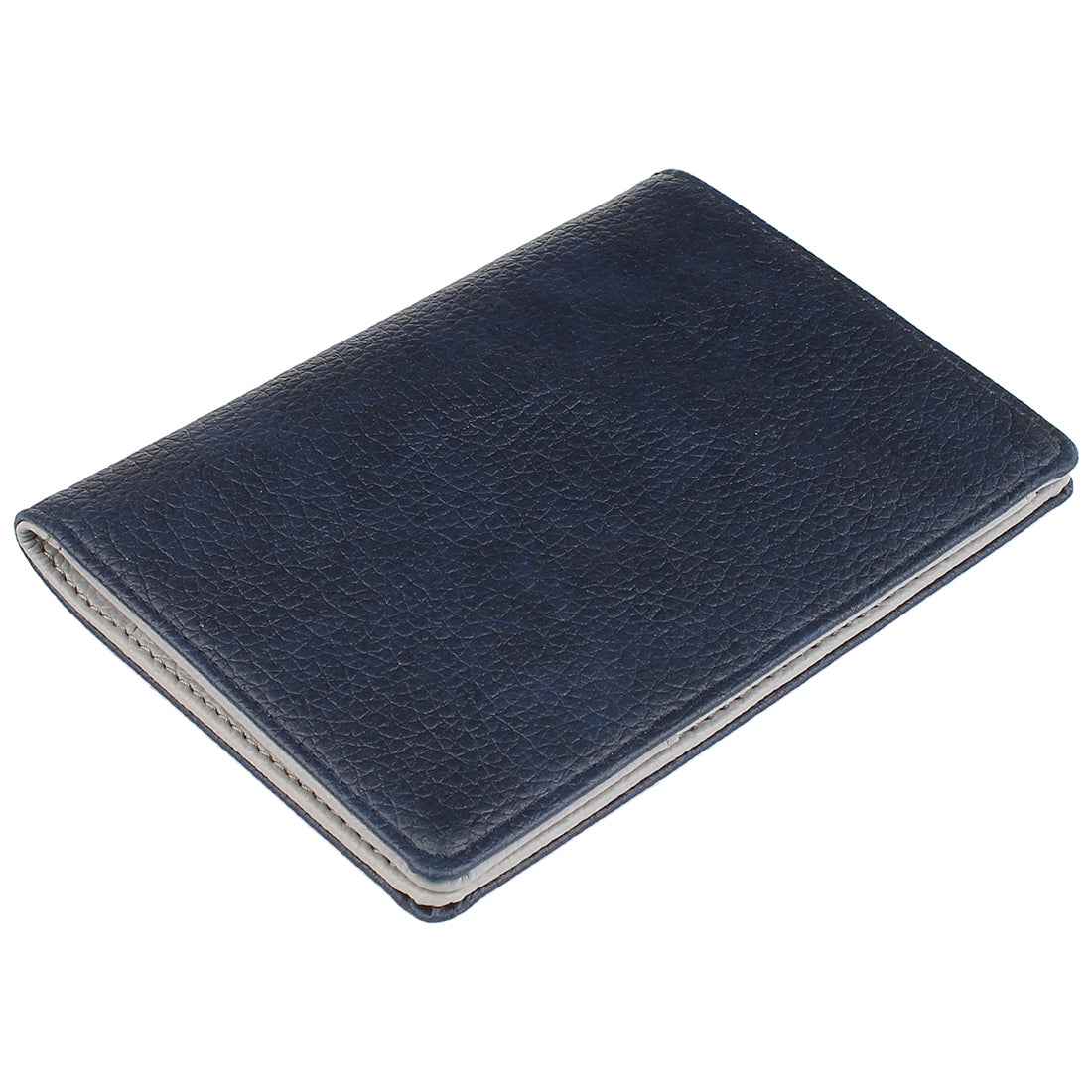 Blue Color Passport Wallet
