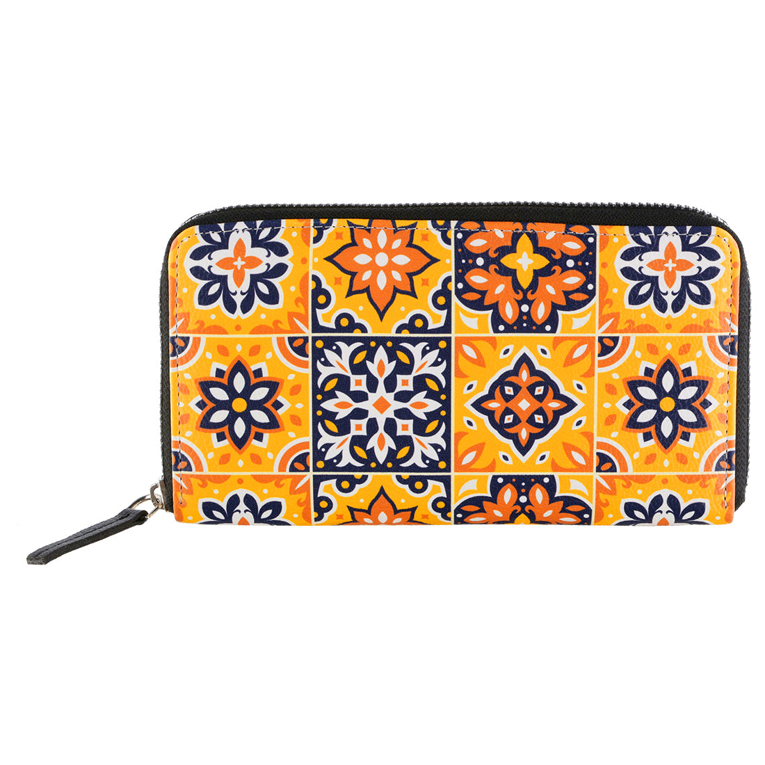 Azul Blue Yellow Women's Wallet