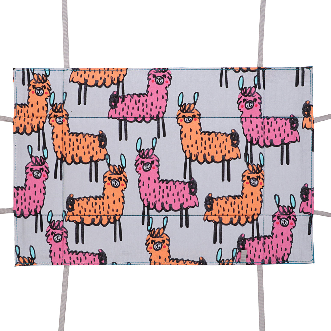 Fluffy Sheep Rectangle Reversible Tray