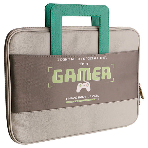 I'm  a Gamer Laptop Sleeve