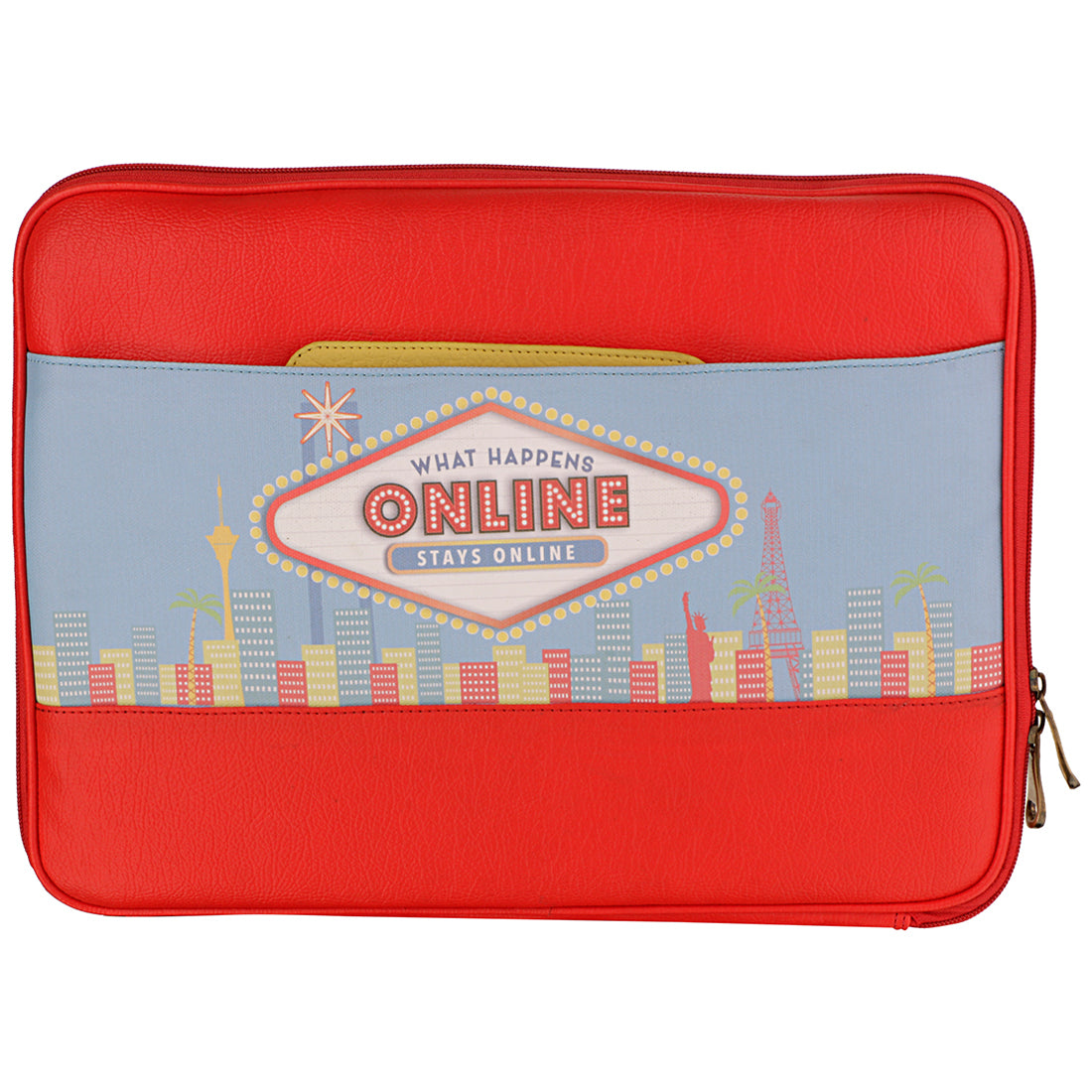 What Happens Online Laptop Sleeve