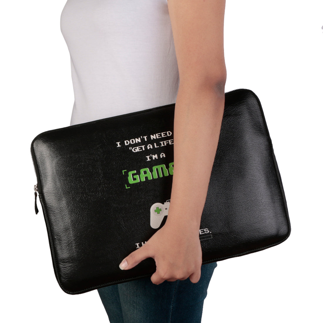 "Gamer 15"" Laptop Sleeve"