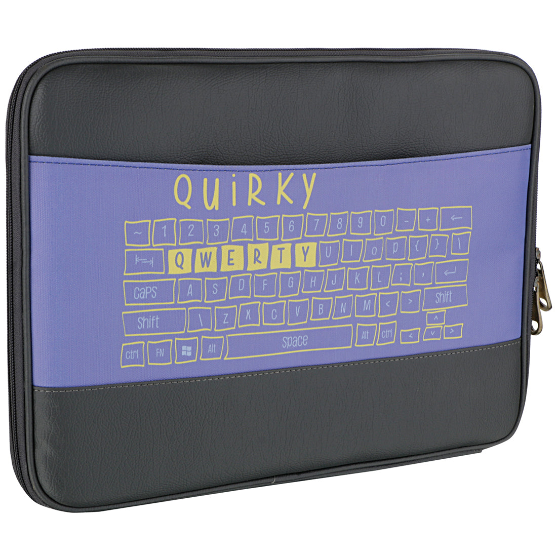 Quirky Qwerty Laptop Sleeve