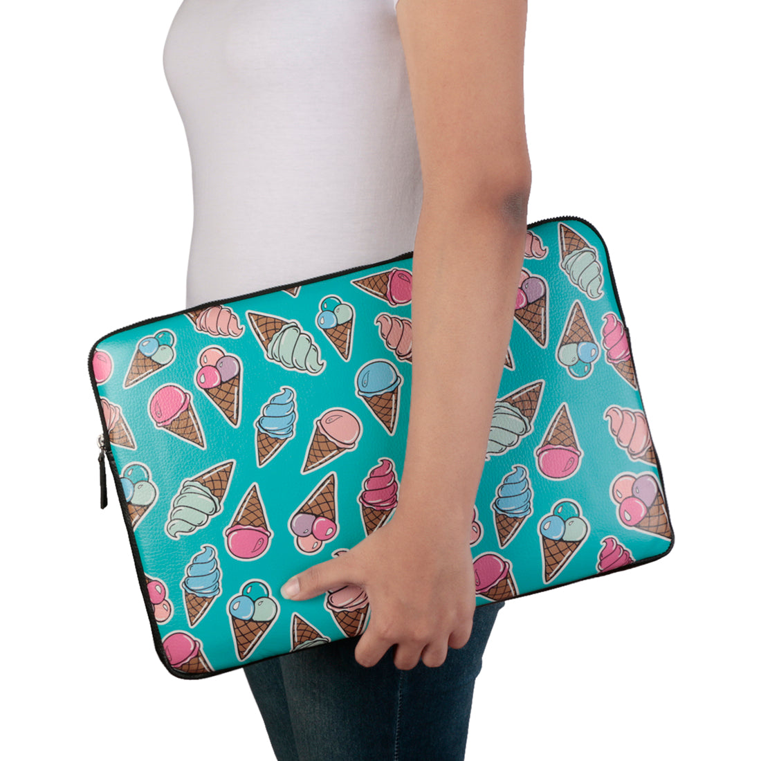 "Icecream 15"" Laptop Sleeve"