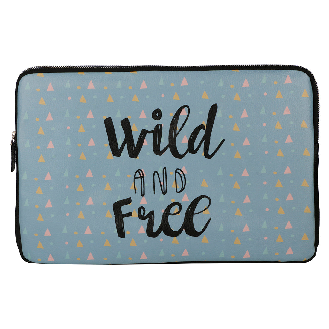 "Wild and Free 15"" Laptop Sleeve"