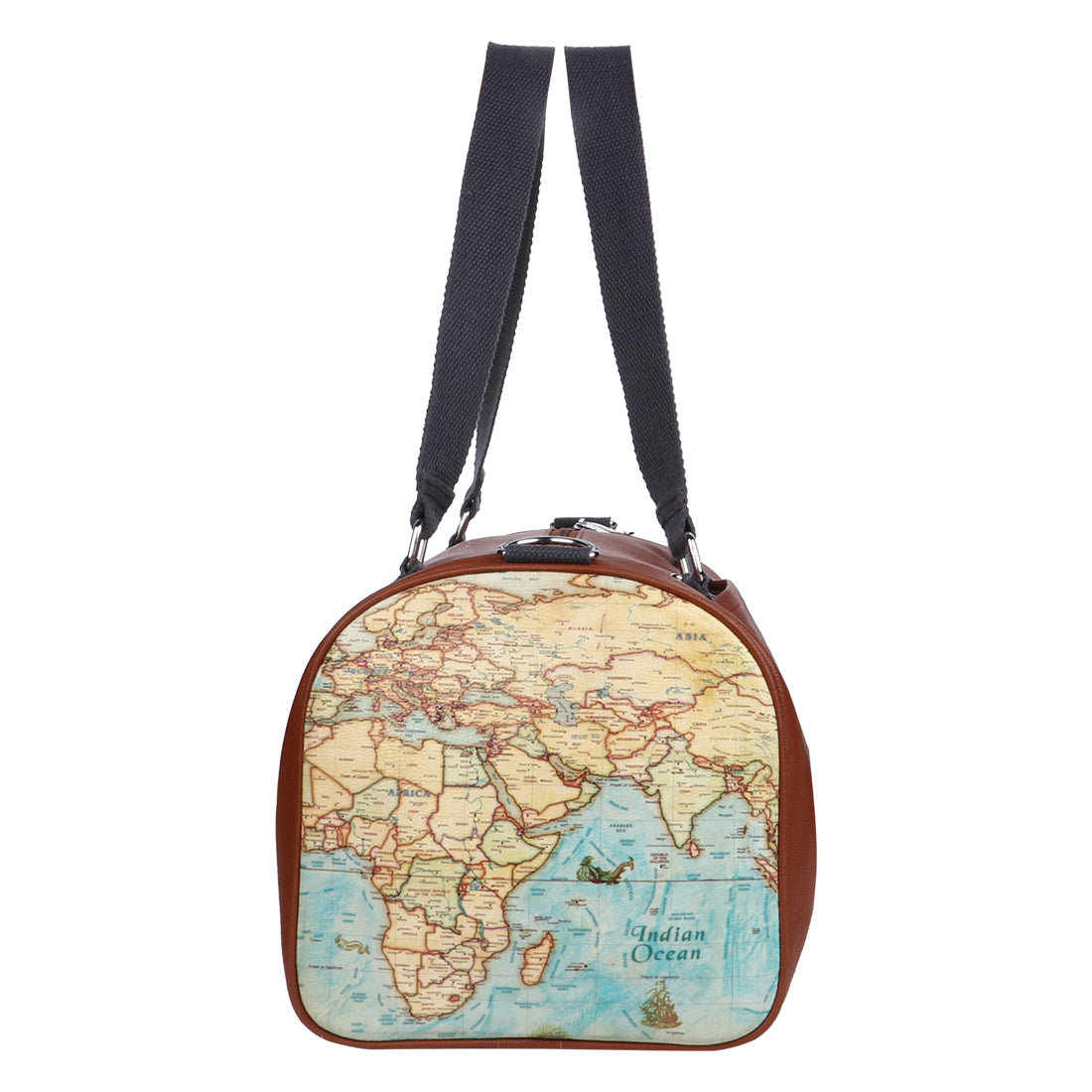 Map It Duffel Bag
