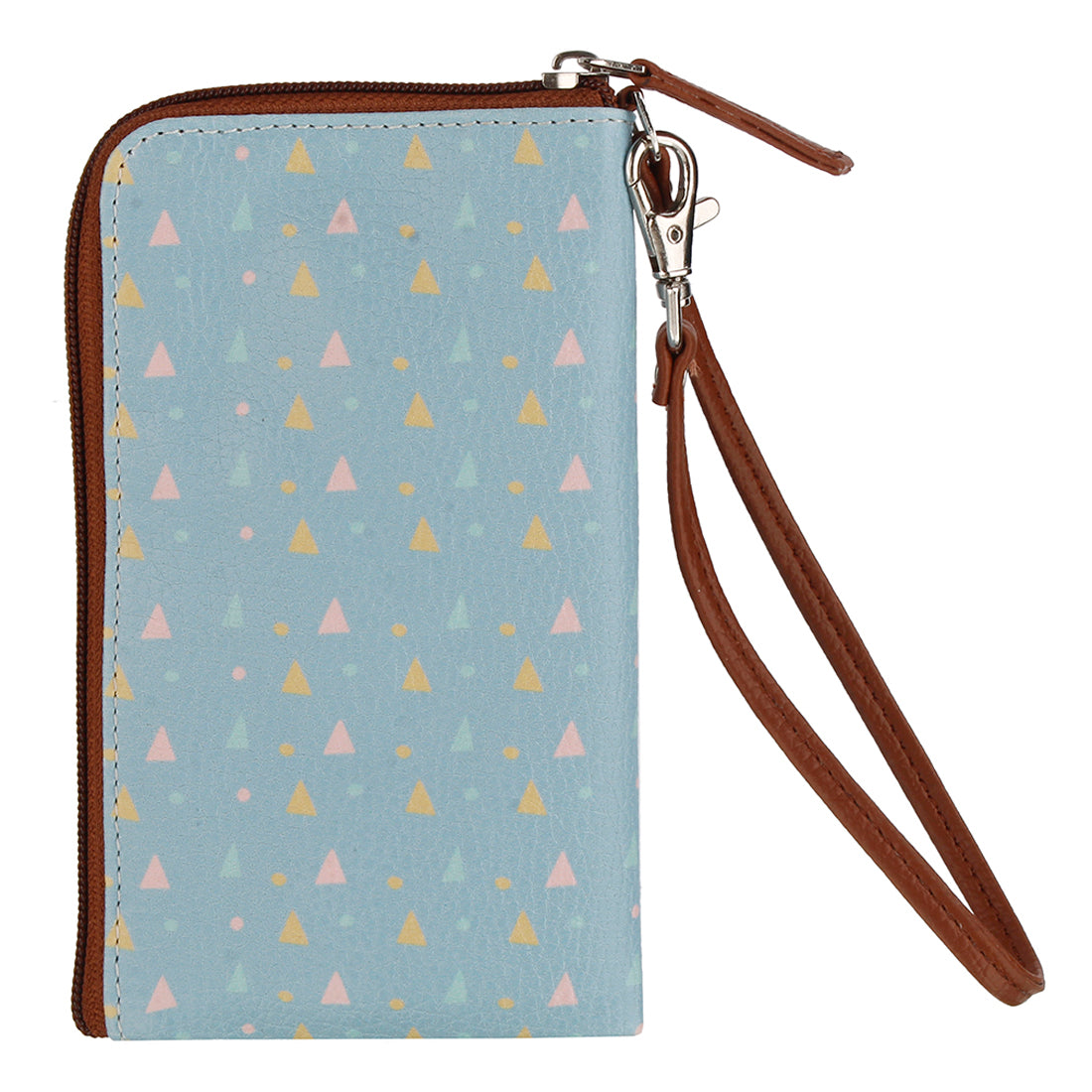 Wild and Free Phone Pouch