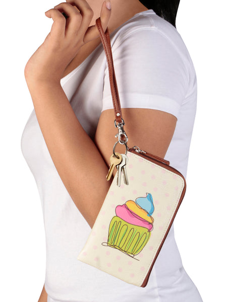 Cupcake Phone Pouch
