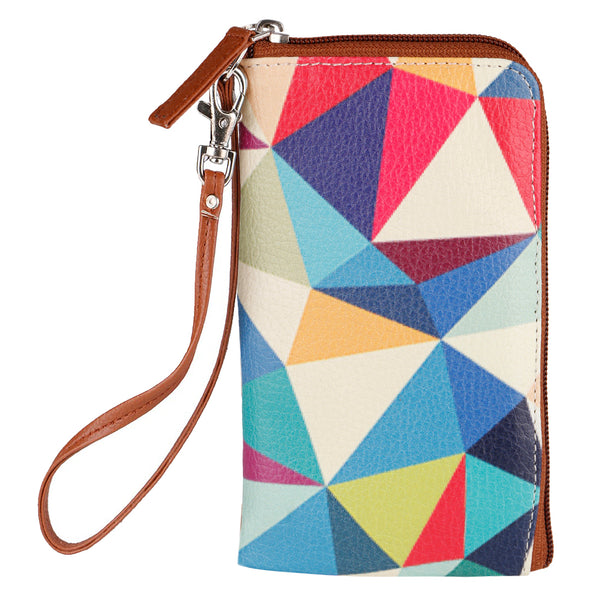 Color Shatter Phone Pouch