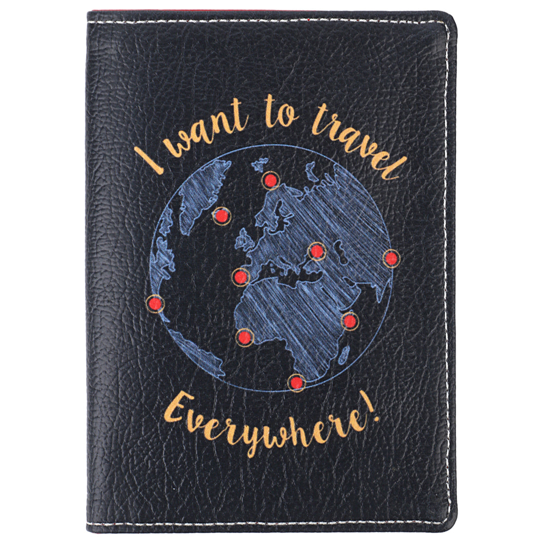 Travel Everywhere Passport Wallet