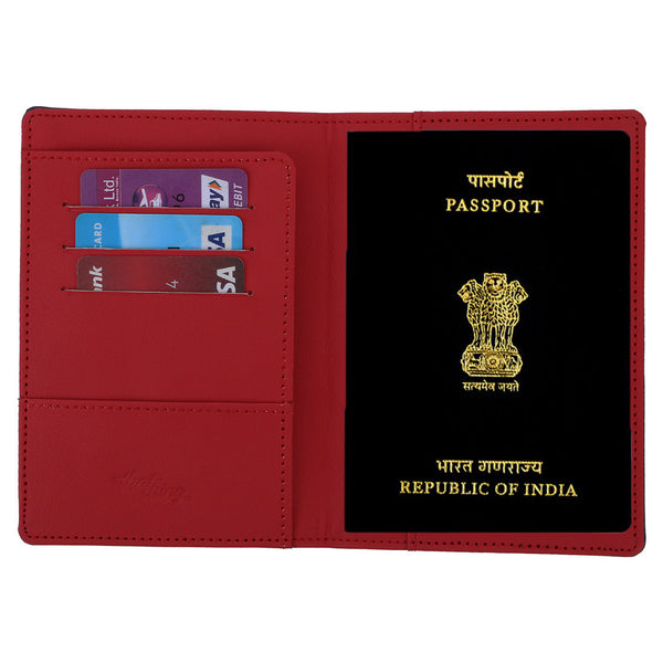 Stamp Me Passport Wallet