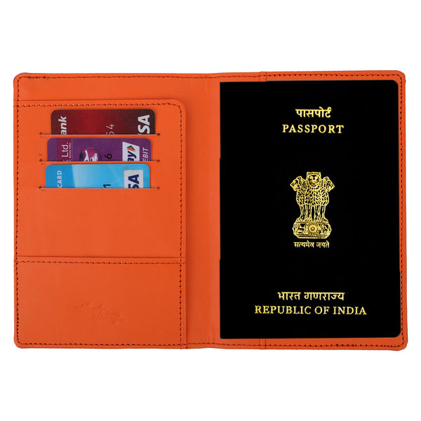 Travel the World Passport Wallet