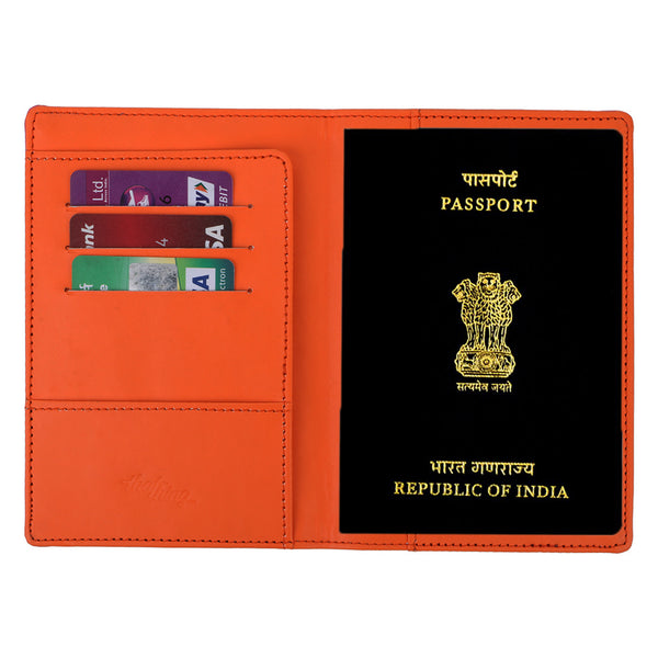 Mr. Flying with Swag Passport Wallet