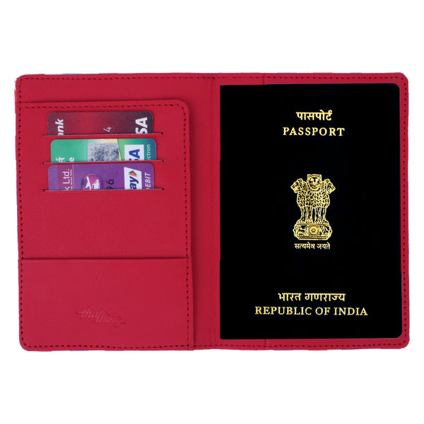 Travel Like a Little Boss Passport Wallet