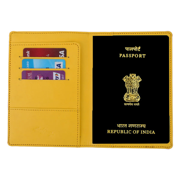 Little Globetrotter Passport Wallet
