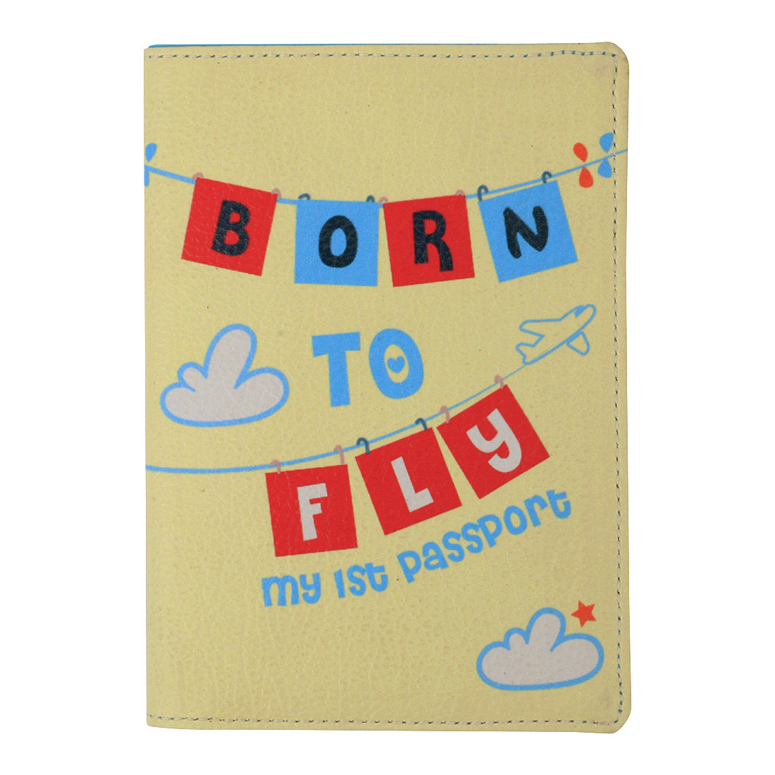 Born to Fly Passport Wallet