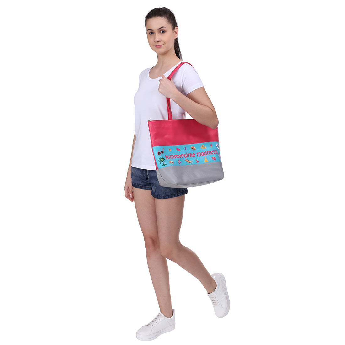 Summertime Madness Women's Beach Bag