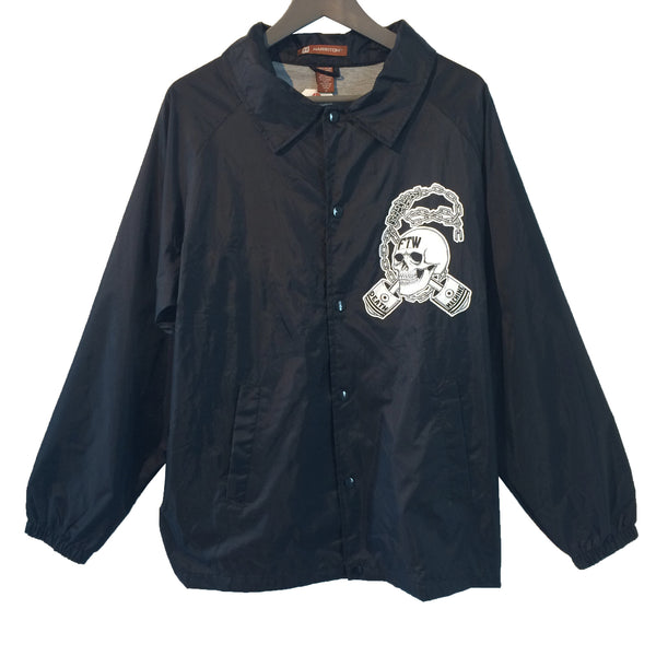 [Death Machine] デス マシーン Chain Lynched Coach Jacket コーチジャケット
