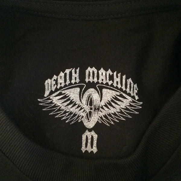 [Death Machine] デス マシーン Drink to Ride Ride to Drink S/S Tシャツ