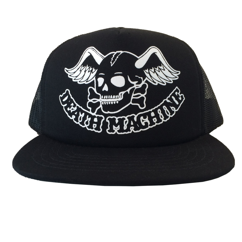 [Death Machine] デス マシーン From Above Hat (フロムアバブ キャップ)