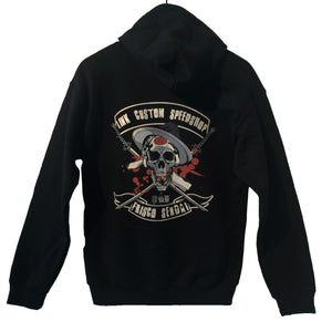 [LINK CUSTOM SPEEDSHOP] Original Zip Hoodie オリジナル ジップ パーカー