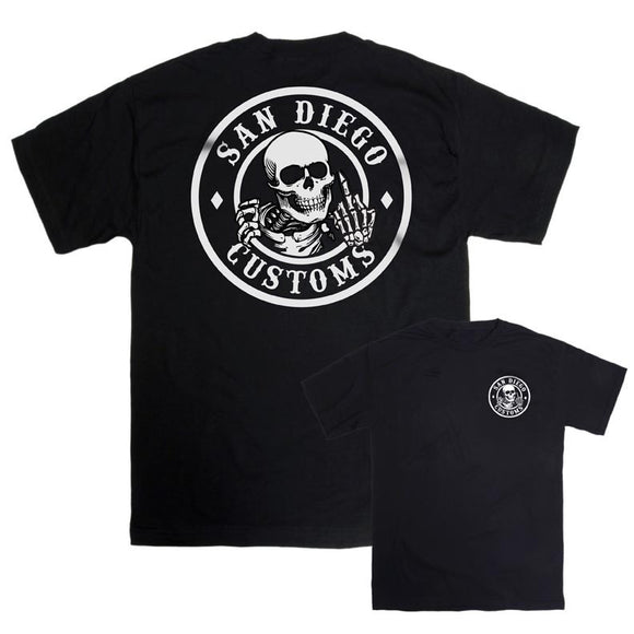 [San Diego Customs] SDC Ripper Tee リパー Tシャツ