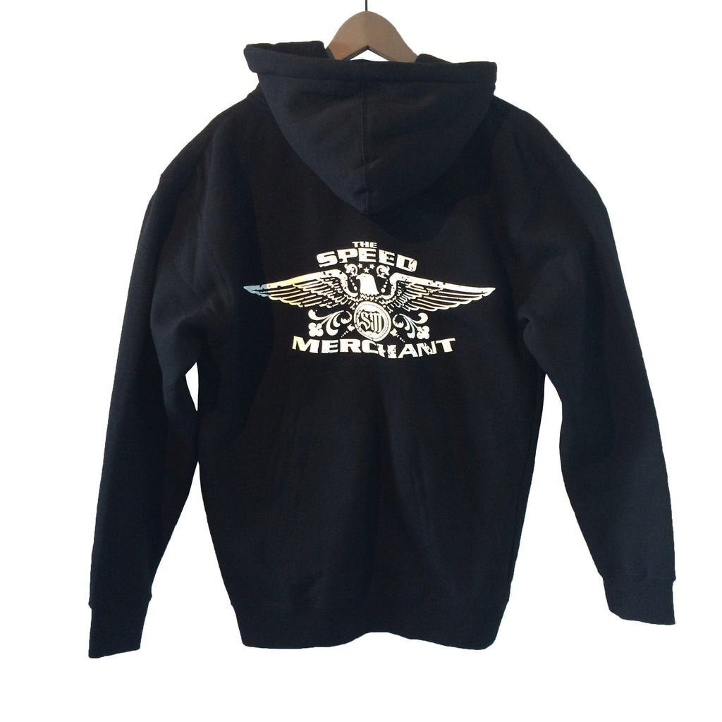 [The Speed Merchant] (スピードマーチャント) Speed Eagle Hoodie (フーディー)